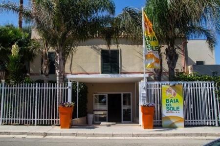 Hotel Baia Del Sole Itálie Sicílie last minute, dovolená, zájezdy 2018