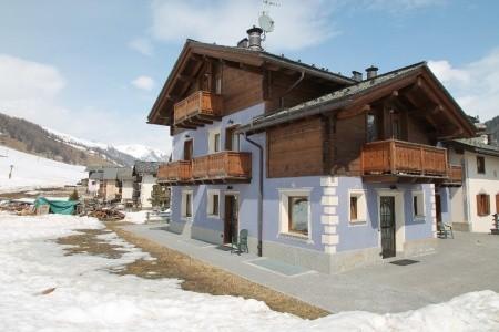 Rezidence Vallechiara - v lednu