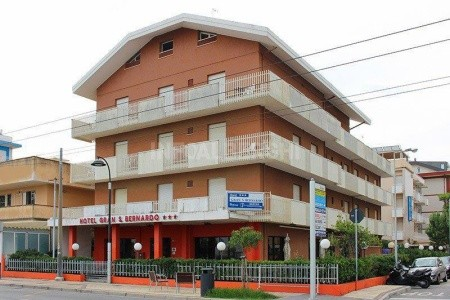 Hotel Gran San Bernardo - plná penze
