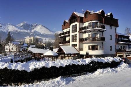 Resort Beatrice, Tatranská Lomnice