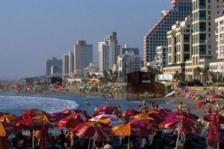 Imperial, Tel Aviv Snídaně