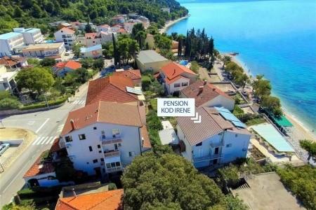 Pension Kod Irene, Chorvatsko, Gradac