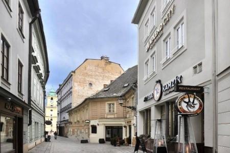 Hotel Perugia Bratislava - Víkend - Last Minute a dovolená
