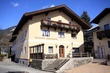 Apartmány Mariandl,Piesendorf - Rakousko v říjnu