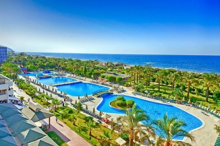 Mc Arancia Resort Hotel, Turecko, Alanya