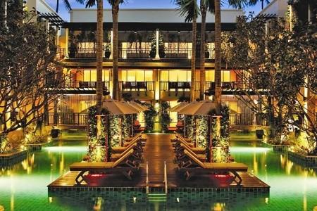 Burasari Resort Patong, Thajsko, Phuket