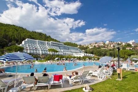 Mimosa-Lido Palace Hotel - Polopenze, Chorvatsko, Rabac