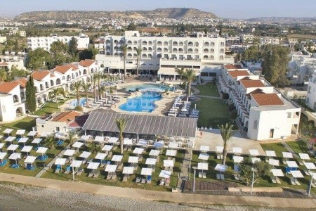 The Princess Beach Hotel, Kypr, Larnaca