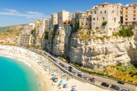 Nejkrásnější pláže Itálie