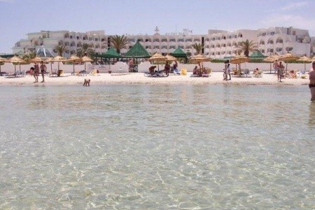 Helya Beach & Spa, Tunisko, Monastir