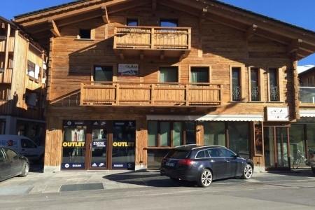 Apartmán Dina Free Ski Itálie Livigno last minute, dovolená, zájezdy 2018