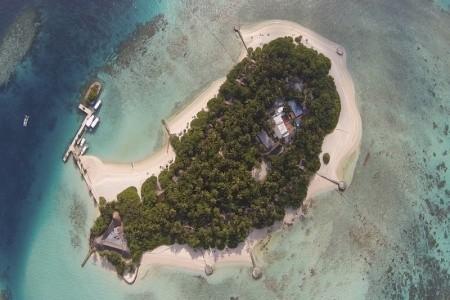 Makunudu Island, Maledivy, Severní Atol Male