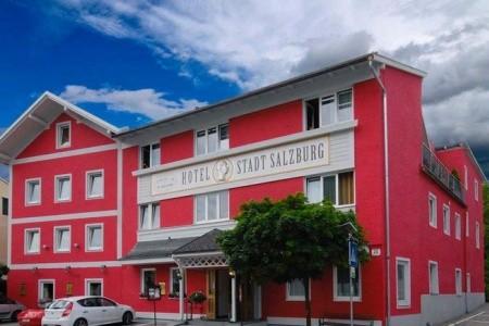 Stadt Salzburg - dovolená