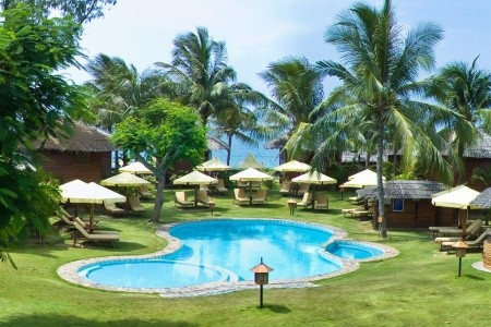 Coco Palm Beach, Vietnam, Phan Thiet