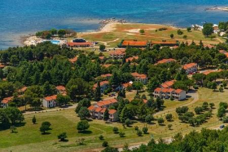 Turistický Komplex Polynesia, Chorvatsko, Umag