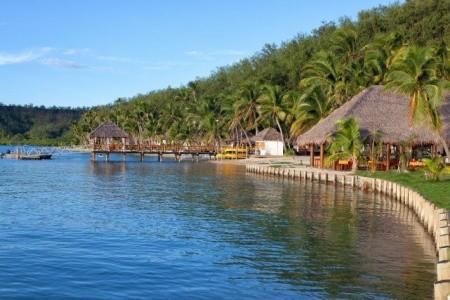 Tropica Island Resort Fiji Snídaně