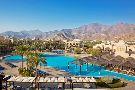 Miramar Al Aqah Beach Resort, Spojené arabské emiráty, Fujairah