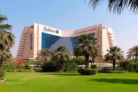 Radisson Blu Resort - Sharjah, Spojené arabské emiráty, Sharjah