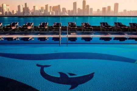 Hilton Sharjah, Spojené arabské emiráty, Sharjah