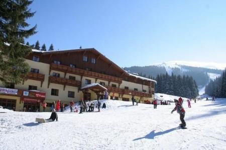 Ski & Wellness Residence Družba - v srpnu