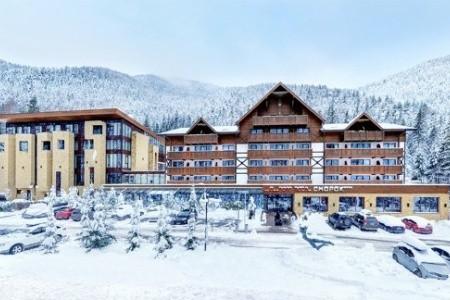 Wellness Hotel Chopok, Slovensko, Nízké Tatry