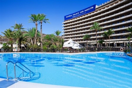 Gloria Palace San Agustín Thalasso & Hotel, Kanárské ostrovy, Gran Canaria