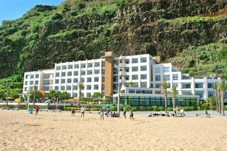 Hotel Savoy Calheta Beach - na pláži