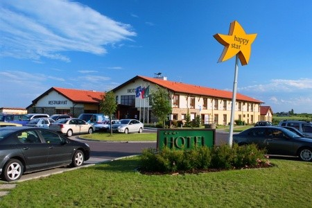 Znojmo - Hotel Happy Star - lázně