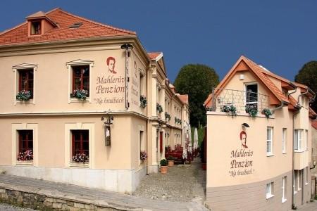 Jihlava - Mahlerův Penzion Na Hradbách - ubytování v soukromí