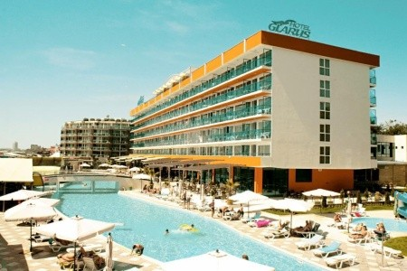 Hotel Glarus Bulharsko Slunečné Pobřeží last minute, dovolená, zájezdy 2018