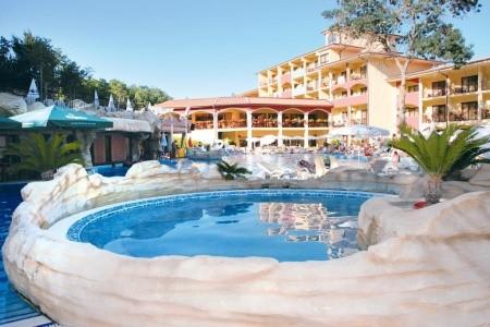 Grifid Hotel Bolero Bulharsko Zlaté Písky last minute, dovolená, zájezdy 2018