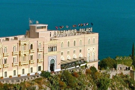 Excelsior Palace - Taormina