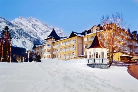 Hotel Miramonti Majestic - jarní dovolená