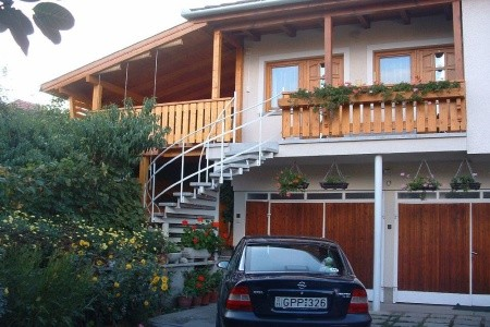 Apartmány Napfény