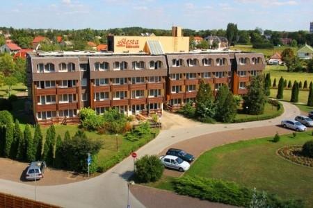 Apartmánový Hotel Siesta - apartmány