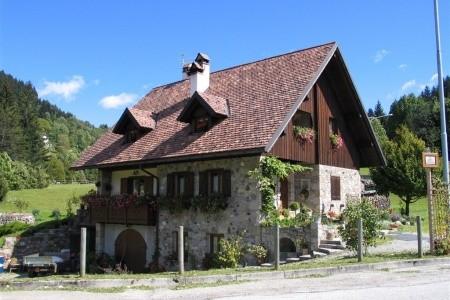 Depandance Pace Alpina - Letní Hory, Itálie, Ravascletto