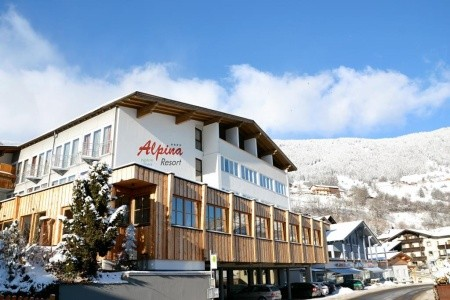 Hotel Alpina Resort Nature & Wellness - v dubnu