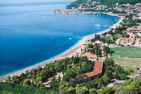 Šlágr Dovolená - Hotel Park Club - Dotované Pobyty 50+, Černá Hora, Budva