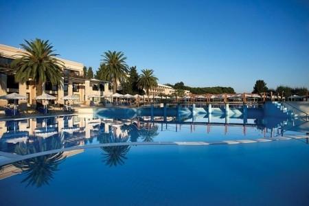 Roda Beach Resort & Spa - Rodinný Pokoj, Řecko, Korfu