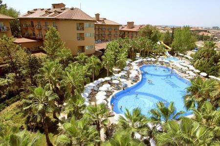 Stone Palace Resort, Turecko, Side