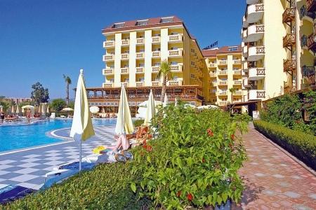 Titan Garden Hotel, Turecko, Alanya