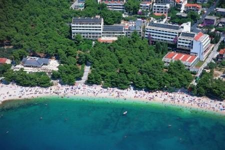 Hotel Biokovka - letecky