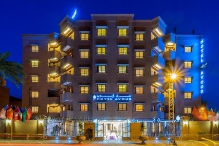 Hotel Ayoub, Maroko, Marrákeš