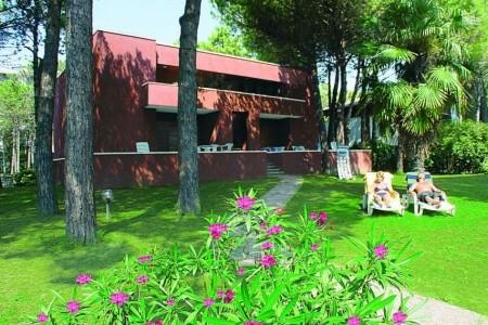 Residence Rossa - Lignano Riviera - Lignano 2021 | Dovolená Lignano 2021