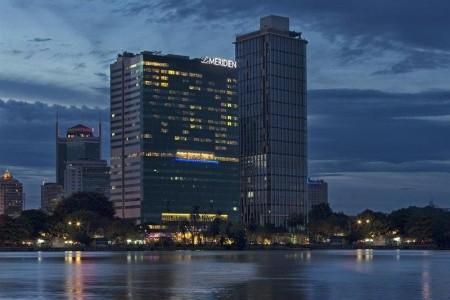 Le Méridien Saigon, Vietnam,