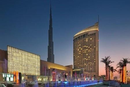 The Address Dubai Mall Hotel, Spojené arabské emiráty, Dubai