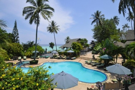 Holiday Inn Resort, Phi Phi, Bangkok Palace Hotel, Bangkok, Thajsko, Phi Phi