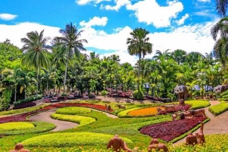 Chaweng Regent Beach, Ko Samui, Long Beach Garden Hotel, Pat - Thajsko - hotely
