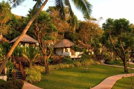 Le Vimarn Cottages & Spa, Ko Samet, Long Beach Garden Hotel, - Dovolená Bangkok - Bangkok 2021