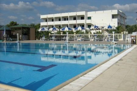 Hotel Pellegrino Palace**** - Vieste - Last Minute a dovolená